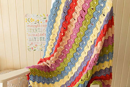 Wink-acreativebeing-vintage-fan-ripple-crochet-afghan-blanket-3_small_best_fit