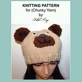 Logan_teddy_bear_hat_knitting_pattern_paper_small_best_fit