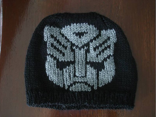 Ravelry  Transformer inspired Autobot Symbol chart pattern by Nancy Fry 2508f9aaf70