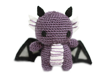 Crochet Amigurumi Dragon : Ravelry baby dragon amigurumi pattern by amanda maciel