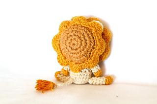 Little Amigurumi Lion : Ravelry lion amigurumi pattern by amanda maciel