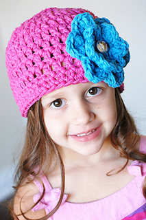 5344d93c98a Ravelry  Olivia Hat pattern by Adrienne Engar