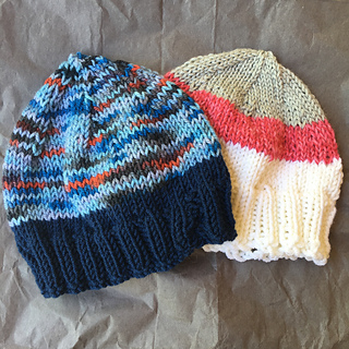 Ravelry: Simple Newborn Hat pattern by Kelli M  Donley