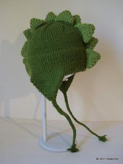 Ravelry  Dino Cap pattern by Kris Hanson 08d4192f975