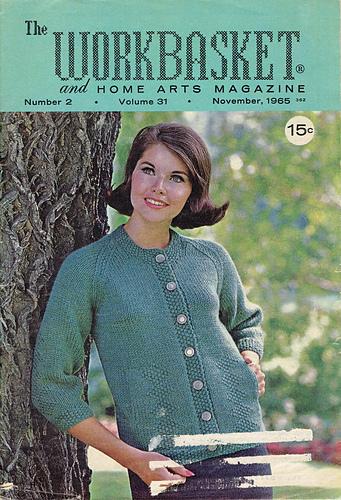 Ravelry Workbasket Magazine Vol 31 No 2 November 1965 Patterns