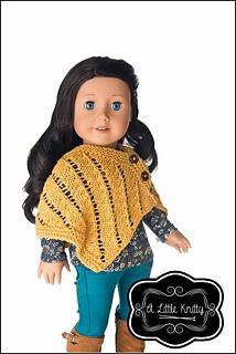 e51d690b1 Ravelry  Pamela Poncho pattern by A Little Knitty Designs