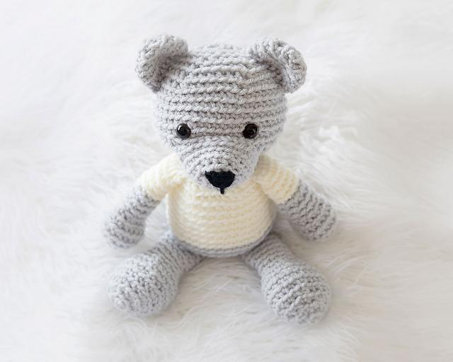 Ravelry Teddy Bear Pattern By Leelee Knits