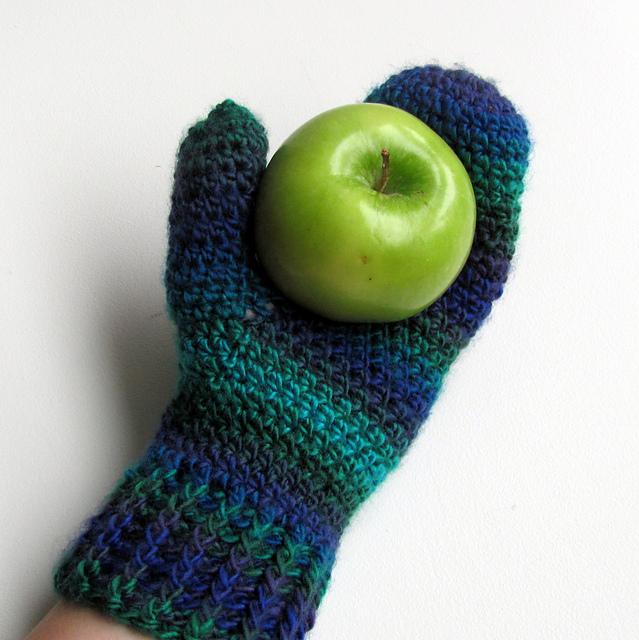 Ravelry Simply Mittens Crochet Pattern Pattern By Amanda Moriconi