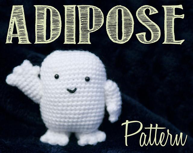 Ravelry Adipose Doctor Who Amigurumi Crochet Pattern Pattern By
