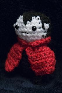 Ravelry Easy Miniature Dracula Vampire Two Hour Amigurumi