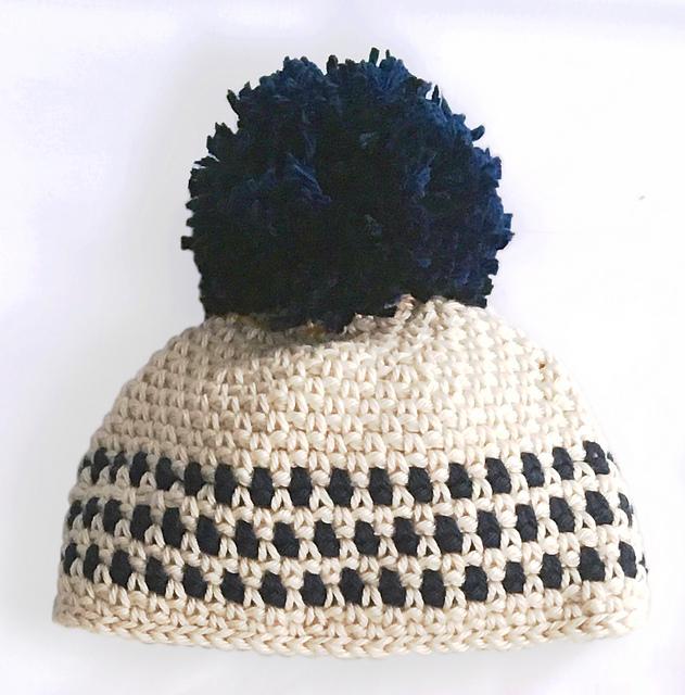Ravelry  Moss Stitch Baby Hat pattern by Allison McDonough bc5dde98681
