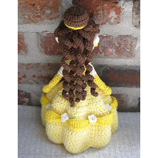 Dolls Crochet Pattern