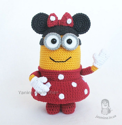 Ravelry Mouse Girl Pattern By Amigurumi Fair