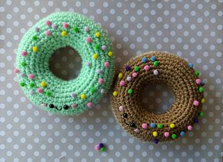 Amigurumi Food : Ravelry donut amigurumi food pattern by amigurumi food