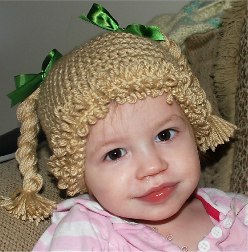 Ravelry Cabbage Patch Hat Pattern By Amy Lehman