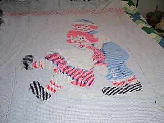 Ravelry: Rag Doll Afghan (Crochet) pattern by Mary Maxim