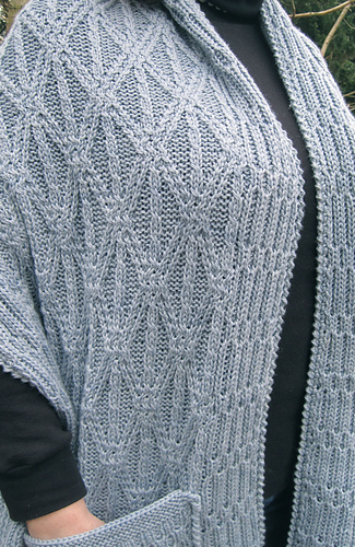 Ravelry Knit Warm Pocket Shawls E Book 1 Patterns