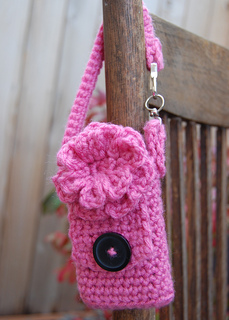 Ravelry Crochet Cell Phone Case Pattern By Annie Bean
