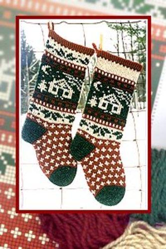 Christmas Stocking Knitting Patterns