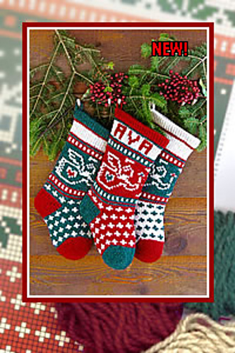Ravelry Babys Angel Christmas Stocking Pattern By Annies Woolens