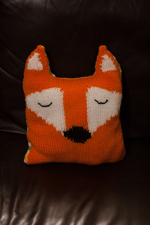 Ravelry: Oliver fox pattern by Amanda Berry