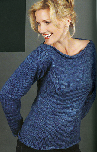 Ravelry Easiest Sweater Ever Pattern By Arenda Holladay