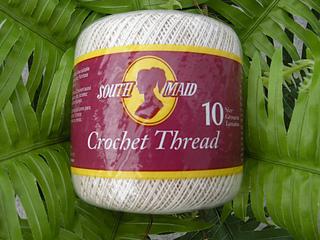Ravelry South Maid Crochet Thread Size 10