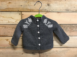 d8719dae588c0 Ravelry  Homecoming Cardigan pattern by Arndís Ósk Arnalds