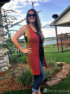 615e80b511306 Ravelry: Breezy Lightweight Summer Vest pattern by Ashlea Konecny
