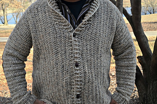 1b3cbfb50 Ravelry  Cozy Coed Cardigan pattern by Ashlea Konecny
