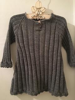 4f98d87107 Ravelry  Sophie s dress pattern by Anne B Hanssen