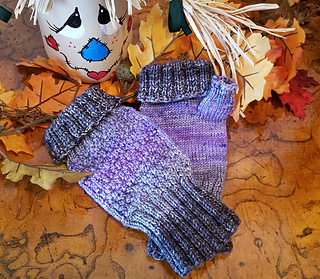 f9dd2dcbc55e0 Ravelry  Chill in the Air Handwarmers pattern by Wendy Prager Goeckner