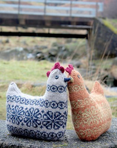 Ravelry: Fancy Hen pattern by Ella Austin