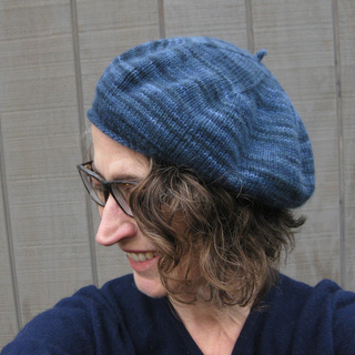 Ravelry  Classic French Beret pattern by Erika Larner c5a28423b7d