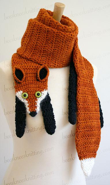 Ravelry: 11 Animal Scarves Crochet Pattern Bundle - patterns