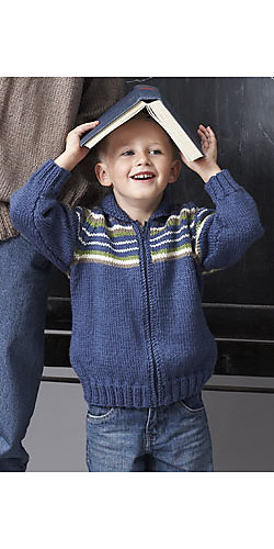 Child Raglan Sleeve Jacket Pattern By Patons Ravelry