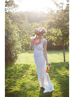 Ravelry crochet wedding dress pattern by melissa floyd geneve hoffman photography junglespirit Image collections
