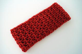 Ravelry  Buttoned Up Headband pattern by B.hooked Crochet f54431b8ac4