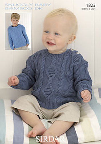 Ravelry Sirdar Snuggly Baby Bamboo Dk 1823 Patterns
