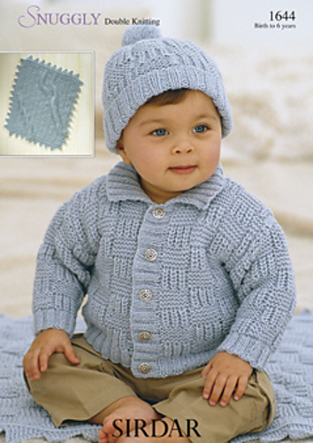 Ravelry Sirdar 1644 Snuggly Double Knitting Patterns