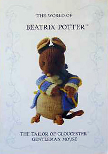 Ravelry The World Of Beatrix Potter Tailor Of Gloucester Gentleman