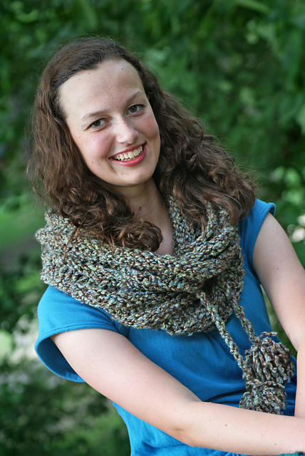Ravelry: Loops & Threads Yarn Wrapper & Project Sheets - patterns