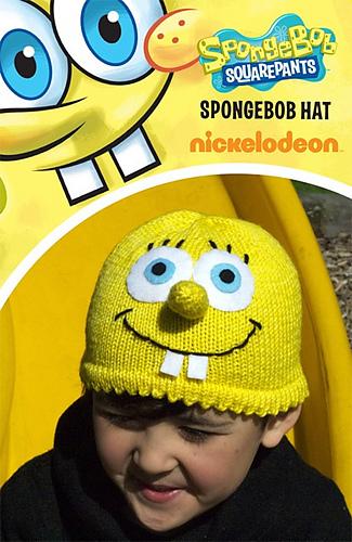 Ravelry Spongebob Squarepants Hat Pattern By Belinda Too