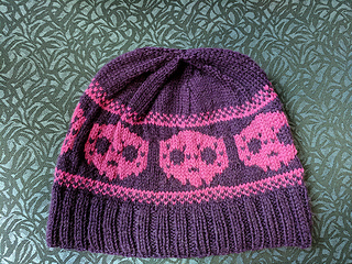 51d9d23679f Ravelry  Overwatch Sombra Hat pattern by Maggie R