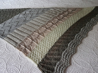 Ravelry Patterns Library Another Cake Shawl