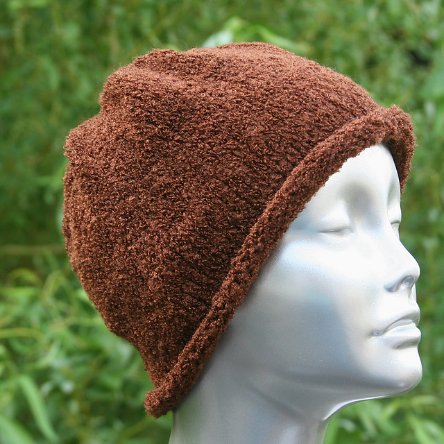 Ravelry Rolled Brim Chemo Cap Pattern By Sue W Thompson
