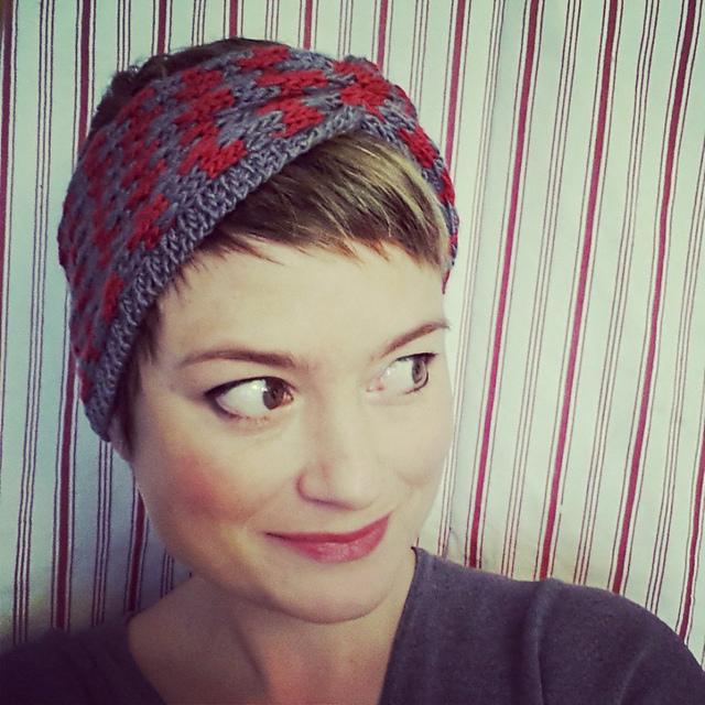 Ravelry: Lola Headband pattern by Gina Jones