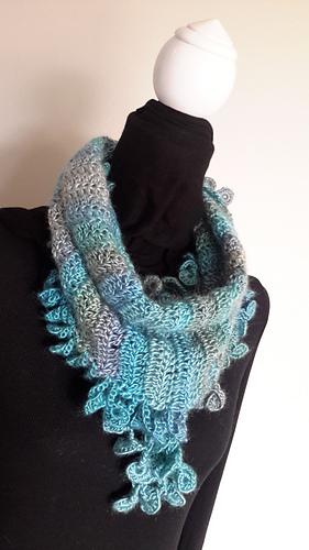 Ravelry Crochet Unforgettable Scarf Pattern By Bobwilson123