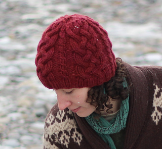 8d93b0c484e Ravelry  Gaelic Warrior Hat pattern by Kelly McClure