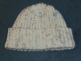 Ravelry  Beginner Ribbed Crochet Hat Pattern (Men s   Unisex) pattern by  Allen Williams 1c88b8e5c47